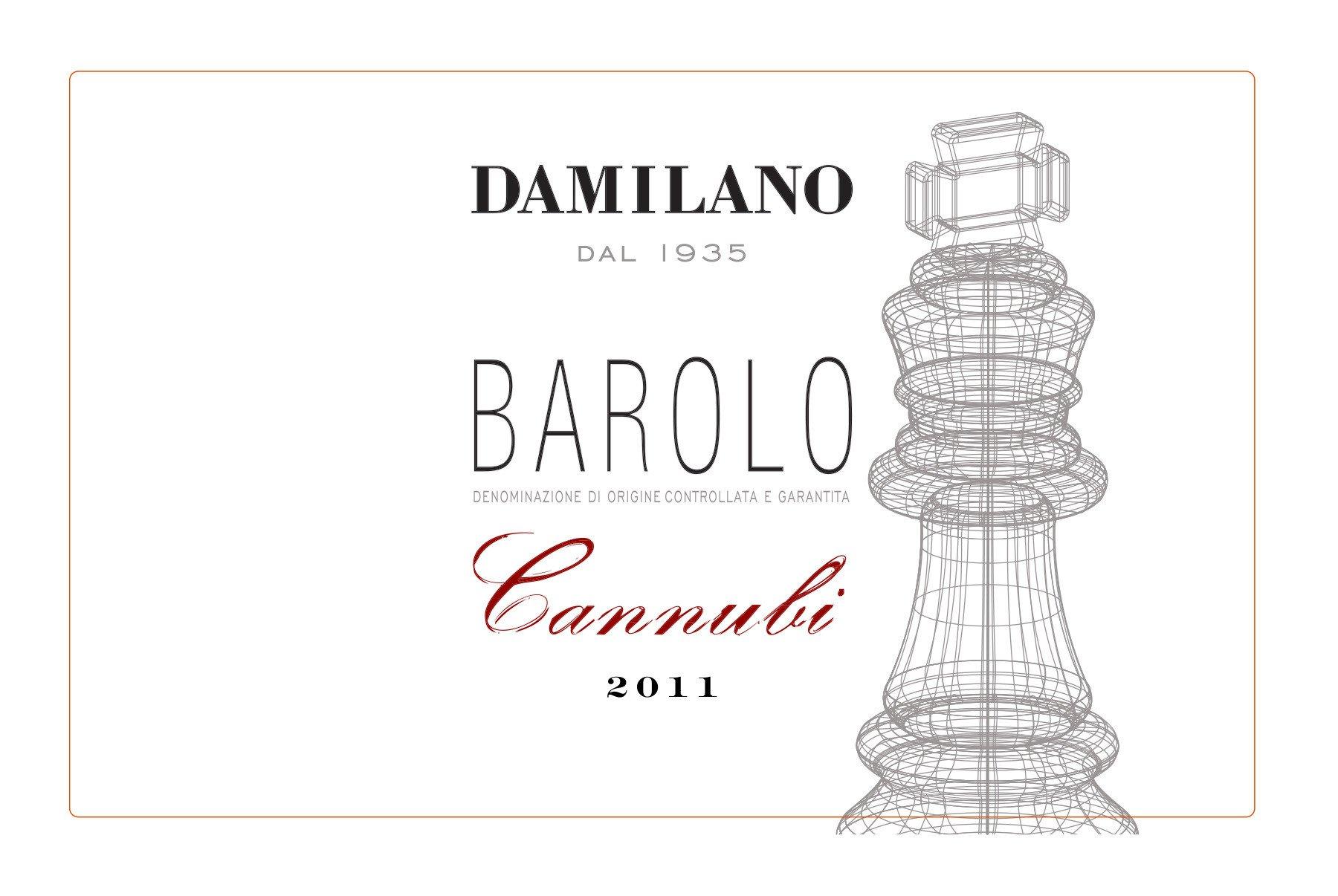 Damilano Barolo Cannubi Mathusalem 2009