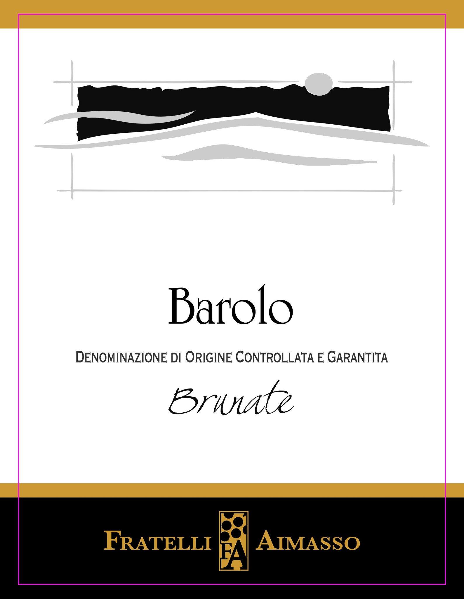 Aimasso Barolo Brunate 2012